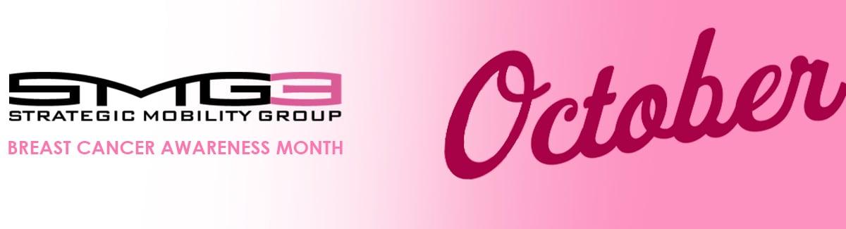 Breast Cancer Awareness Month blog banner